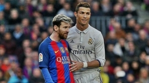 'Try Something New, Come To Italy' - Ronaldo Urges Messi